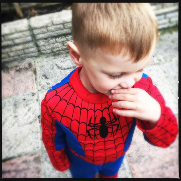 spiderman is fine