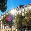 Bonjour Paris!!!! #paris #BlueSky #sunshine #parisjetaime