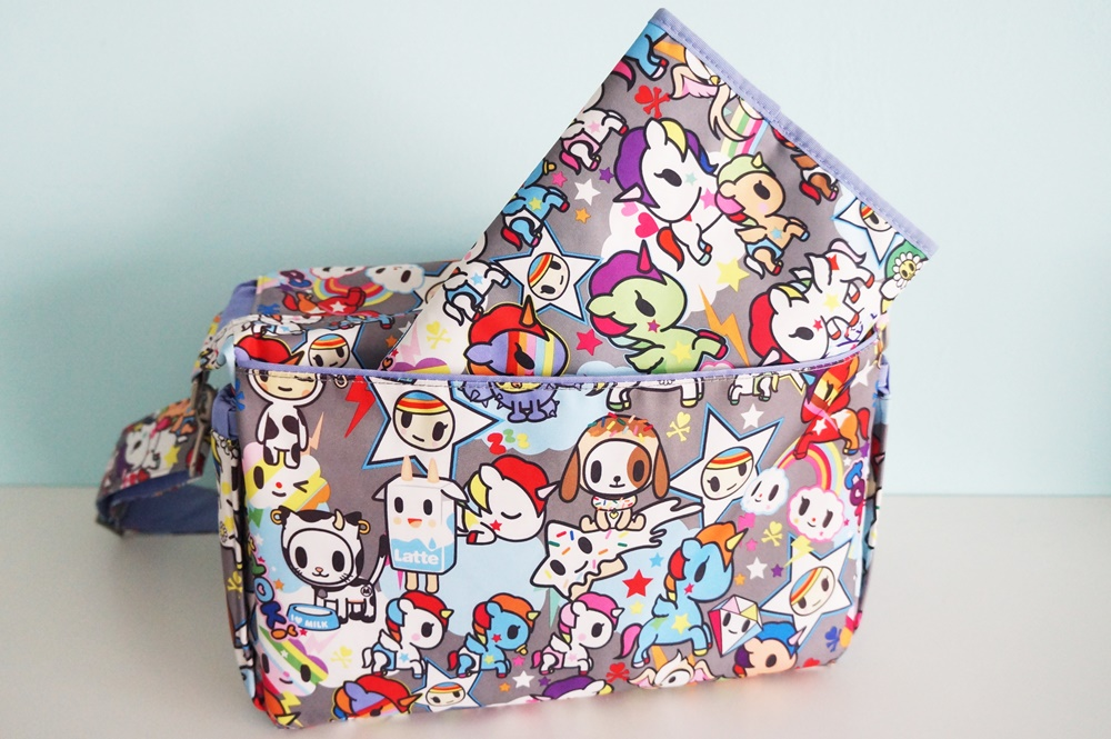 Ju-Ju-Be x tokidoki Better Be Diaper Bag