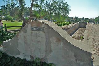 Santa Barbara - Santa Barbara Mission lavanderia