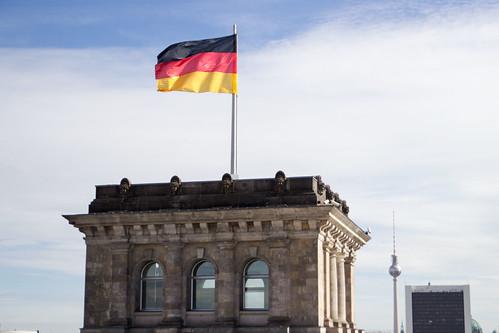 Berlijn - Bundestag