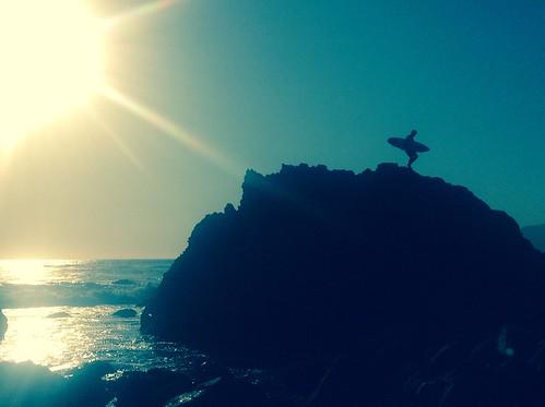 Stone Surfer