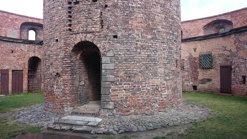 Danzig - Weichselmünde - Festung Weichselmünde