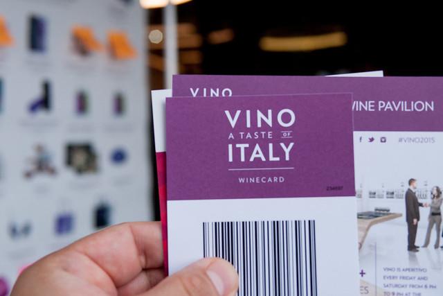 VINO ITALY, Expo Milano 2015