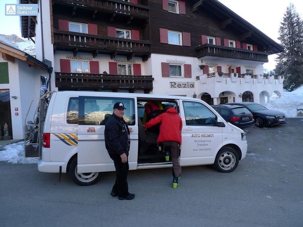 Piz Lavarela (Day 3 H.R. Dolomiti Südtirol) Dolomiti Itálie foto 21