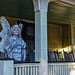 angel on Julia Wolfe's porch-_3 by BillRhodesPhoto