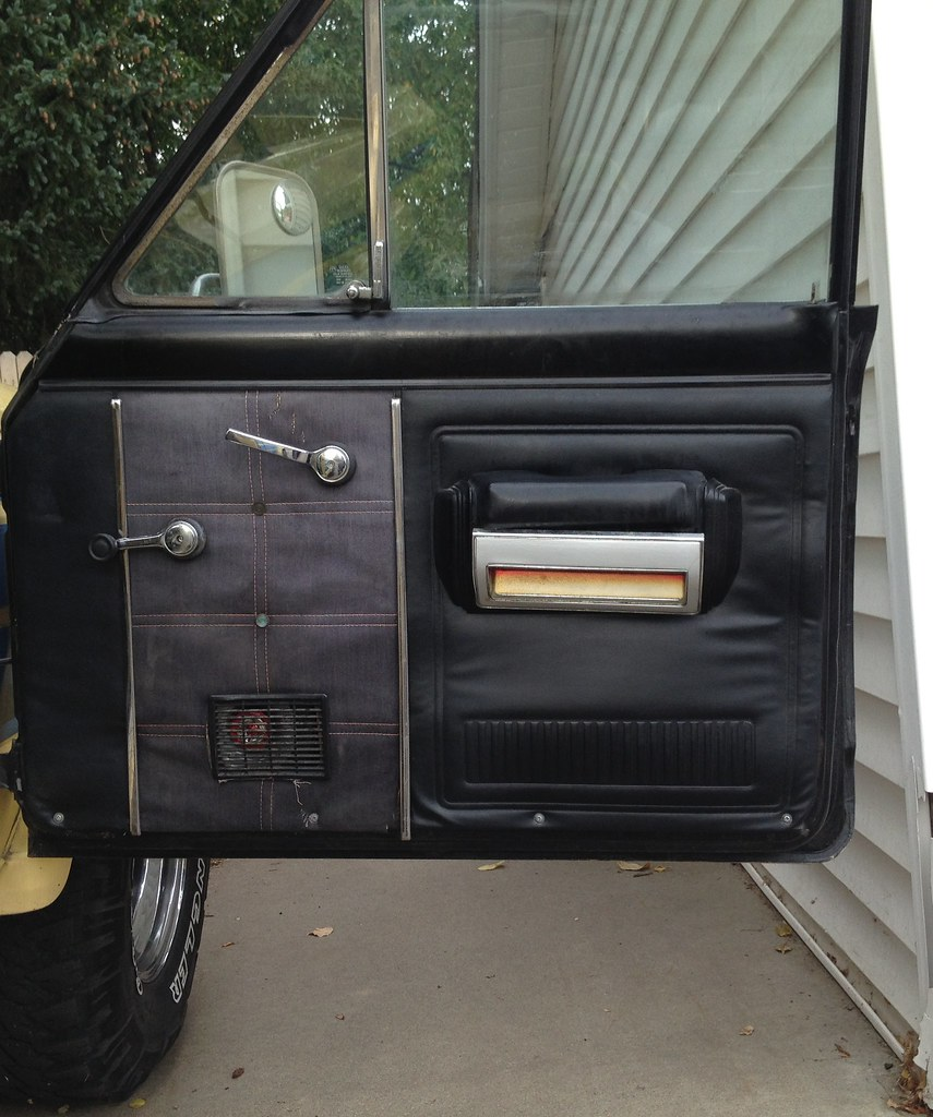 Show Your Door Panel Full Size Jeep Network