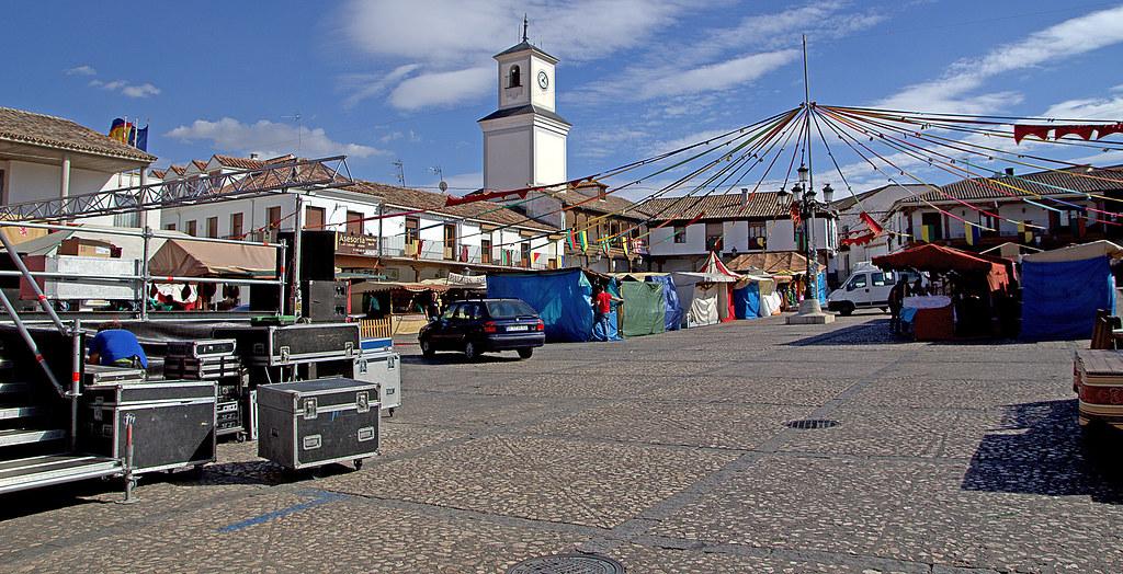 Feria Barroca de Valdemoro 2015