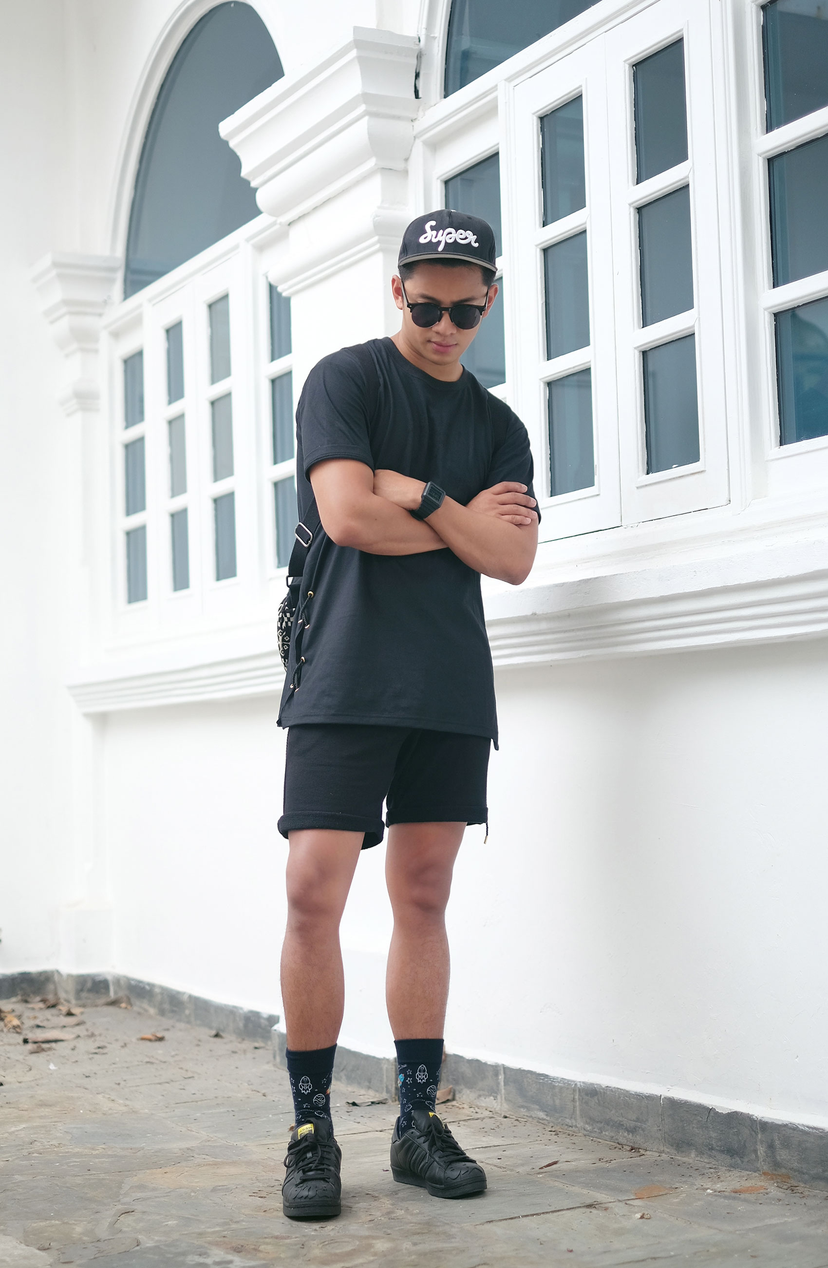 DG MANILA HOW TO WEAR BLACK DURING THE SUMMER (AND NOT DIE)