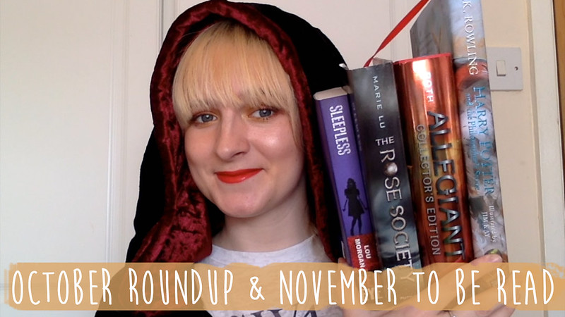 October roundup and November to be read