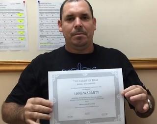 Ronal Ruiz Reviews Municipal Credit Service Corp in Miami