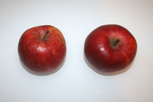 09 - Zutat Äpfel / Ingredient apples