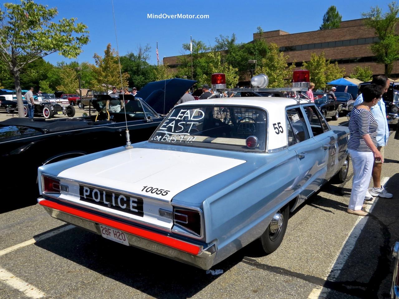 1966 Dodge Coronet Rear