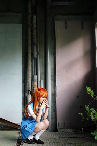 Soryu Asuka Langley