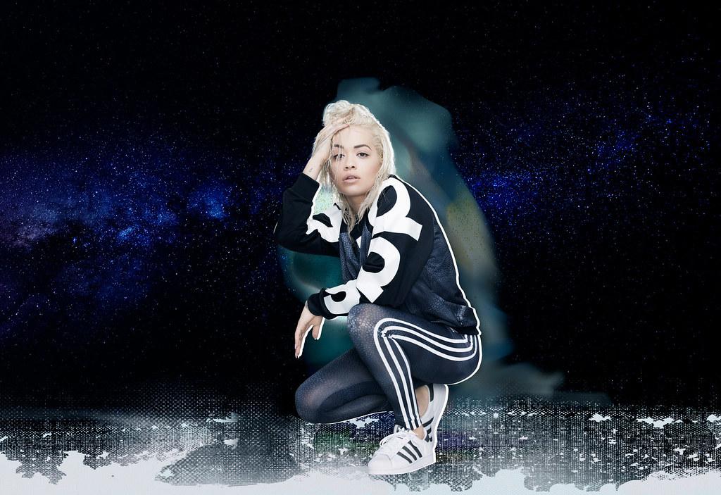 Рита Ора — Фотосессия для «Adidas» 2015 – 2