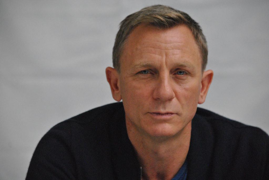 Дэниел Крэйг — Пресс-конференция «007: СПЕКТР» 2015 – 42