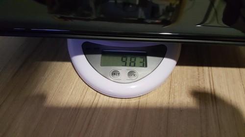 เอา WMP EHNB116A มาลองชั่งน้ำหนักดู