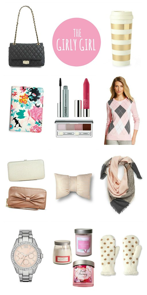 gift guide for the girly girl