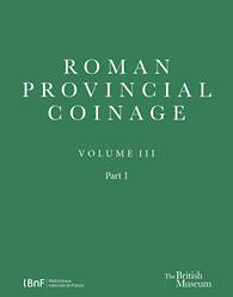 Roman Provincial Coinage III