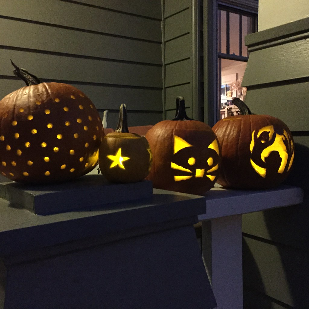 2015 pumpkins by Telfer