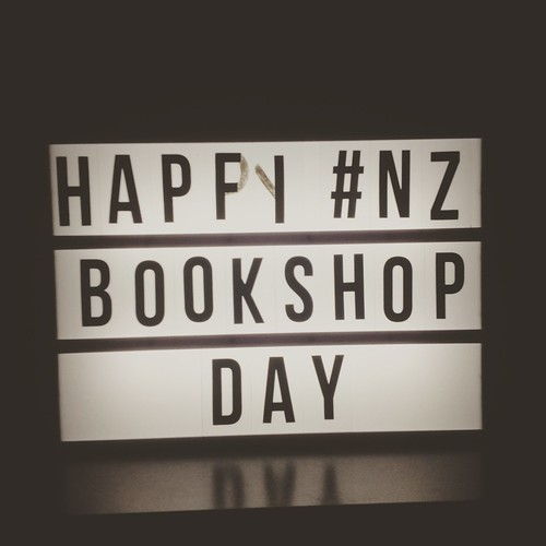 NZ Bookshop Day