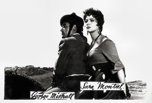 Jorge Mistral and Sara Montiel in Carmen de la Ronda (1959)