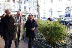 mar, 01/12/2015 - 11:55 - place De Lattre de Tassigny - place De Lattre de Tassigny  création d'un jardin
