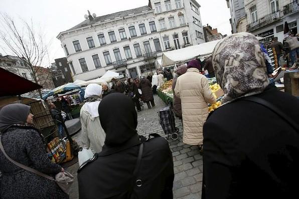 Bélgica detiene a 9 sospechosos de atentados de París
