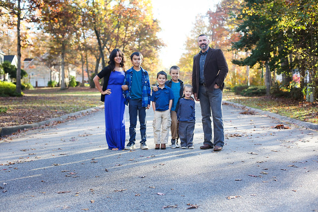 A refreshing blog written by a mom of four boys. Who use to be married to a cop now Pastor.