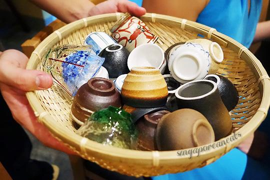 Yuzu 01 Sake Cups