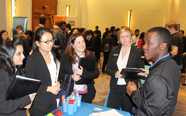 2015 Graduate Career Fair