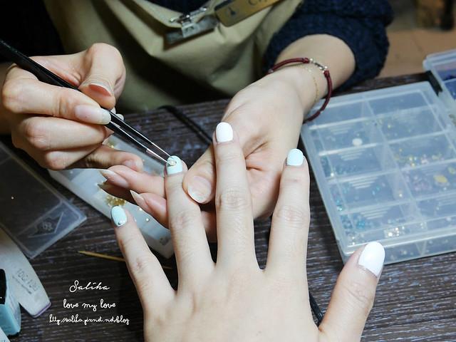 可愛俏皮光療指甲 (4)