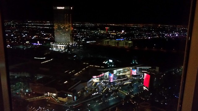 The Strip from the Palazzo