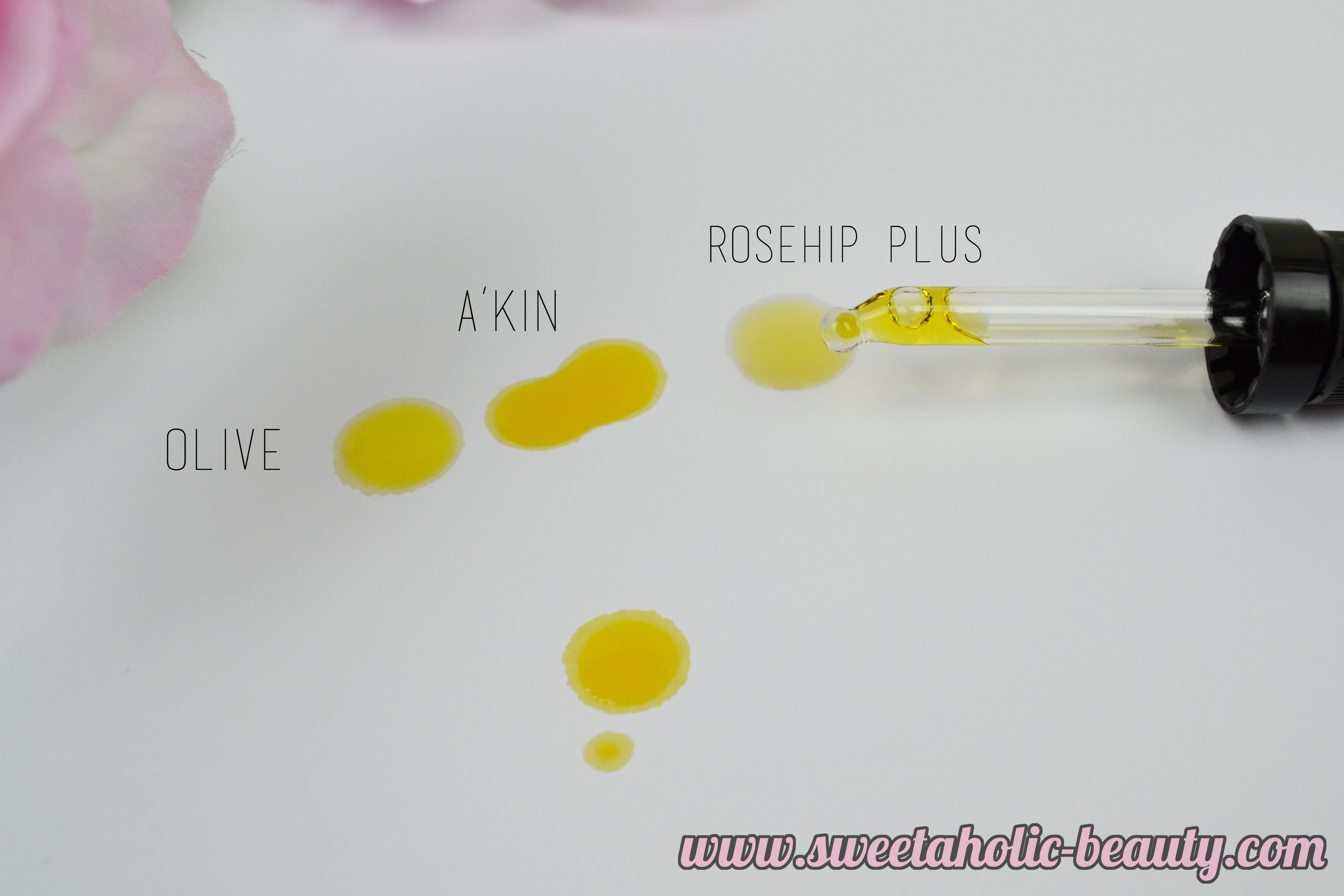 Best of: Rosehip Oil - Sweetaholic Beauty