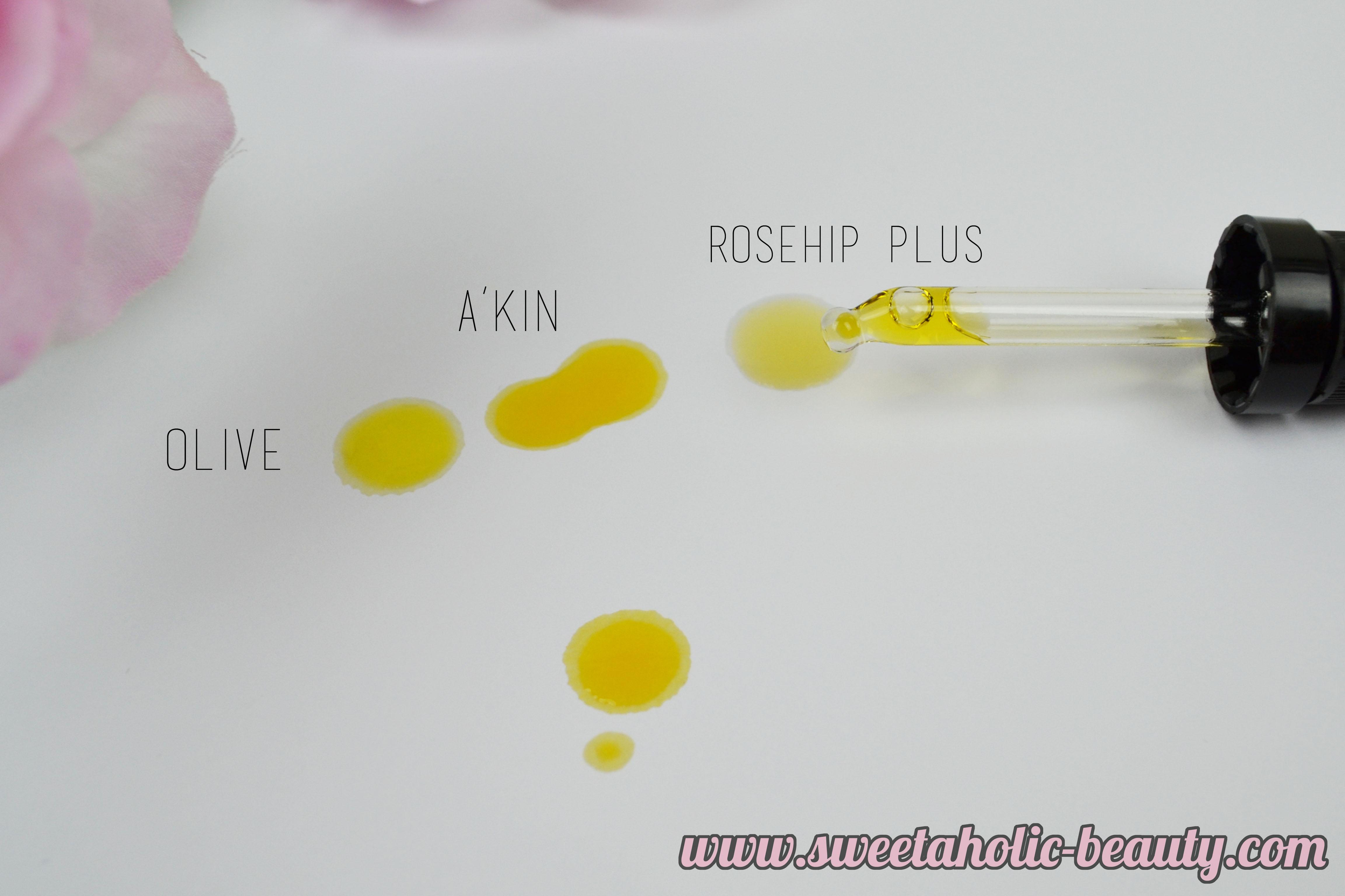 Best of: Rosehip Oil - Sweetaholic Beauty