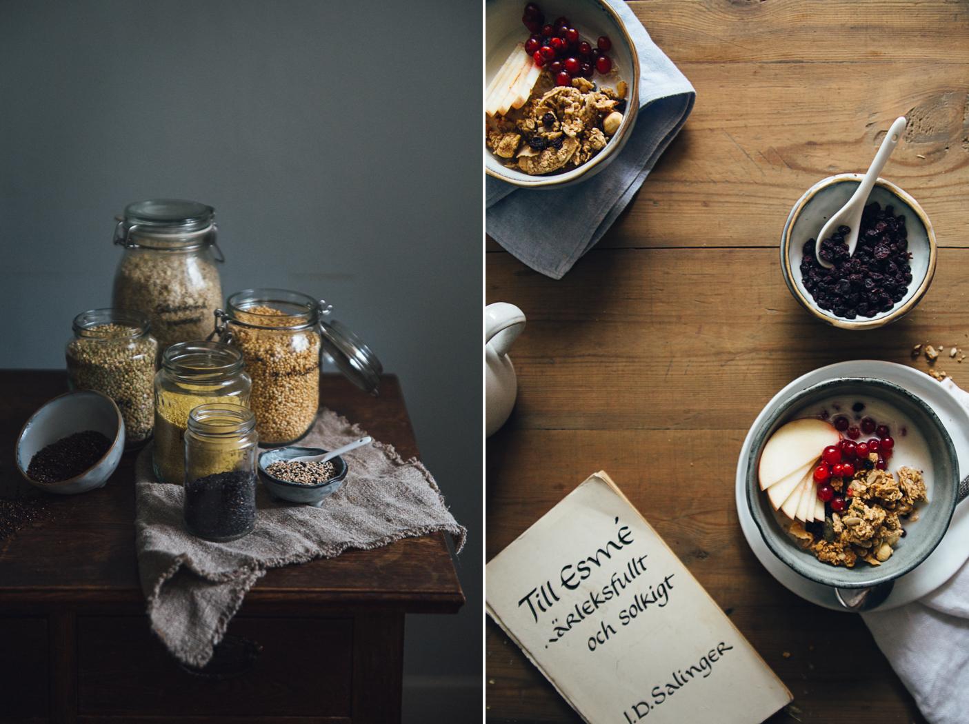 Cluster Granola | Cashew Kitchen