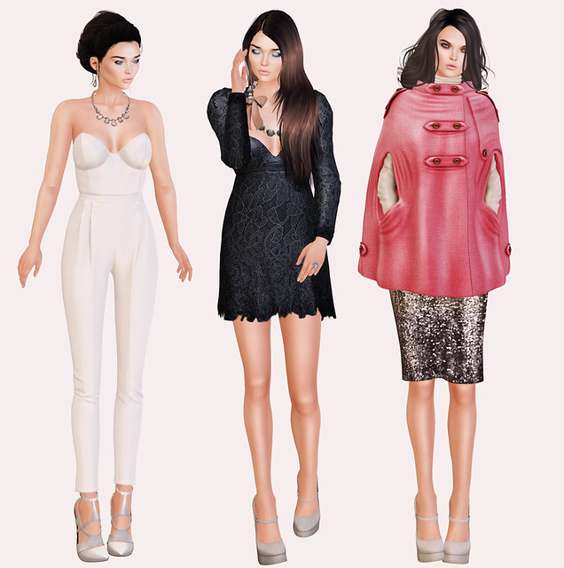 girlie & glam - DeuxLooks
