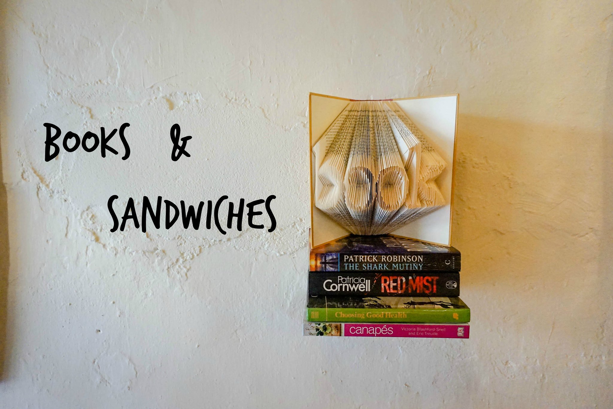 Book Sandwich 1