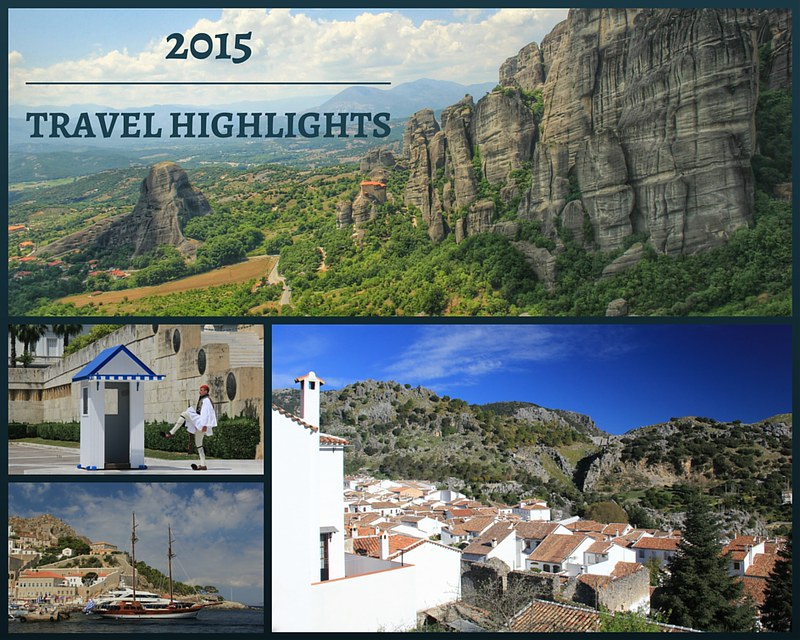2015 Travel Highlights