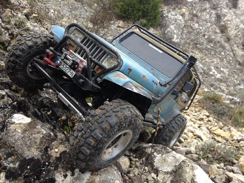 Jeep Wrangler YJ RcModelex 23549670932_68b71756c5_c