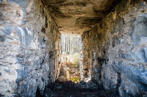 Glendale Mill Ruins-006