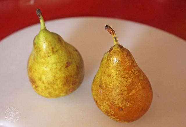 Ensalada con pera envuelta en hojaldre www.cocinandoentreolivos.com (2)