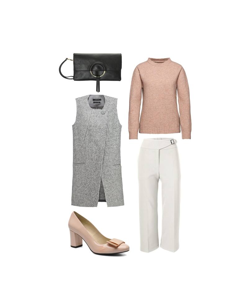 Light knits outfit_2