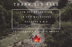 Trompe Loeil - Thank You Sale!