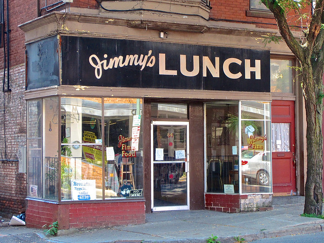 Jimmy's Lunch, Troy, NY, Canon POWERSHOT ELPH 300HS