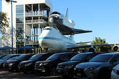 Please Valet Park my Space Shuttle