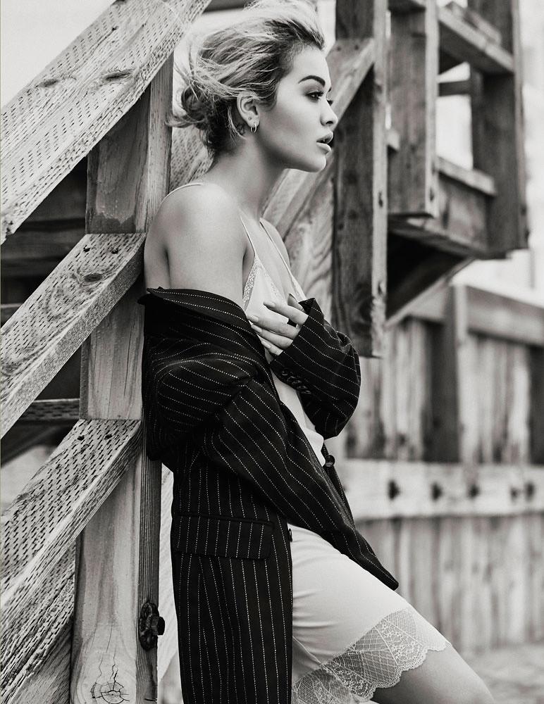 Рита Ора — Фотосессия для «Cosmopolitan» UK 2016 – 6