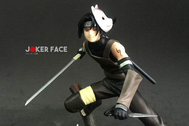 Mô hình Itachi GEM (Anbu ver) - Naruto