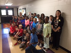 Colby Martin - Regions Bank - Rankin Elementary - Ms. McAnally's Class