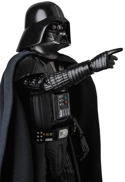 MAFEX【黑武士達斯.維德】星際大戰外傳:俠盜一號 Darth Vader Rogue One ver.